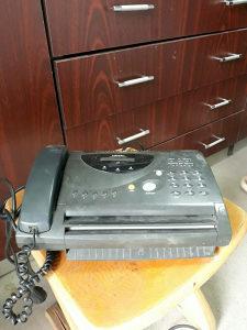 Telefax kopir