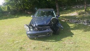 Mercedes E220 w211 udaren