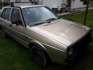 Volkswagen Golf 2 1.6 Dizel