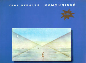 DIRE STRAITS-COMMUNIQUE lp