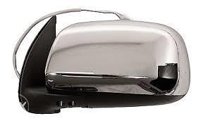 TOYOTA HILUX -Retrovizor lijevi El./Chrome (2004-2010)