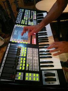 Klavijatura Lionstracs Groove X6