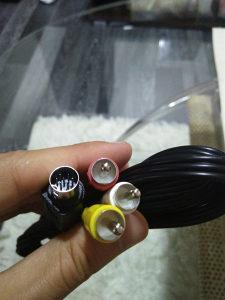 Kablo 9 pin 3 cinca