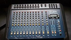 Mixeta LEMM 2x350w--zamjena harmonika!