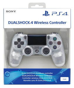 Gamepad SONY Dualshock 4 V2 PS4 Cristal (6174)