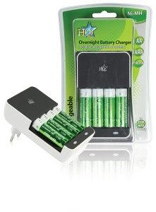 Punjač za baterije AA/AAA HQ-CH02E (4071)
