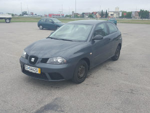 Seat Ibiza 1,2 benzin 2007 godina