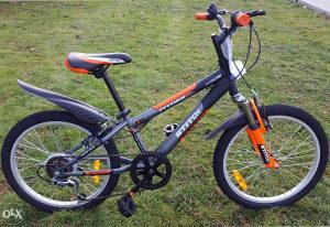 """Dječije biciklo, dječiji bicikl unisex 20"""", 4-8g"""