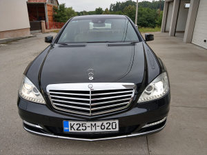 MERCEDES S 350CDI 4 MATIC