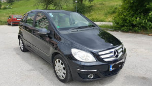 Mercedes Benz B klasa 180 CDI, 2009. god.