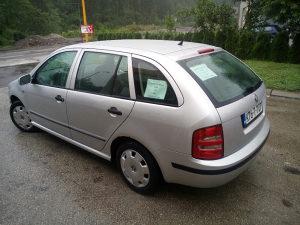 Škoda Fabia SDI