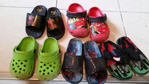 Papuce djecije japanke