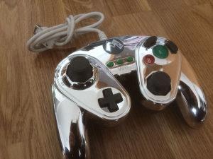 Nintendo wii wiiu clasic gamepad