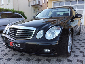 MERCEDES E220 E 220 CDI FACELIFT 2007