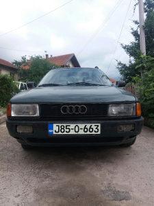 Audi 80 jaje benzin plin..