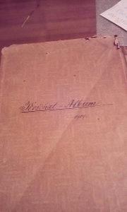Koschat album muzicki 1909 god