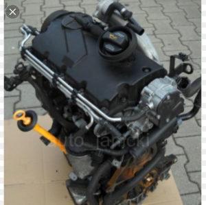 Motor 1.9 TDI 77 kw golf 5 plus 5+ passat 6 octavia audi a3 ......