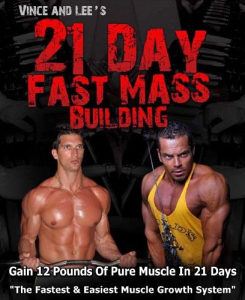 21 Day Fast Mass Building - DVD