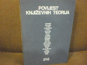 Povijest književnih teorija - Miroslav Beker