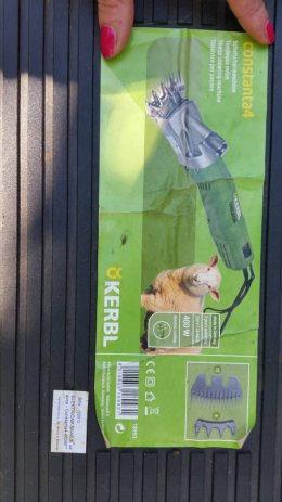 Mašina za šišanje ovaca CONSTANTA 4
