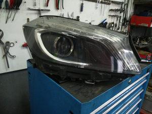 Far Mercedes A200
