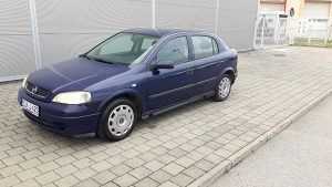 Prodajem Opel Astru 1.7 Dizel Registrovana