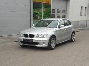 BMW 118d TEK REGISTROVAN