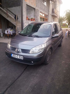 Renault scenic 1.9dizel 2005g