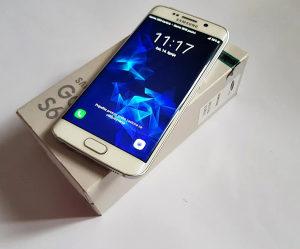 Samsung Galaxy S6 Edge White Pearl
