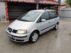 Seat Alhambra Sharan Galaxy 1.9 Tdi 2002 God