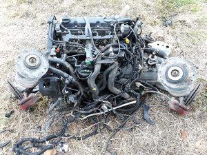 Motor Peugeot 206 2.0 HDI