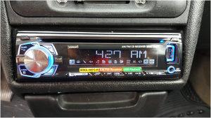 CD MP3 SA USB-om