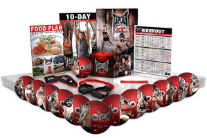 TapouT XT MMA Workout-2DVD