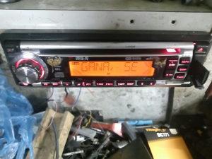 Auto Radio 4x50w