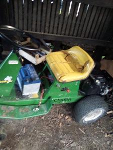 Kosacica traktor