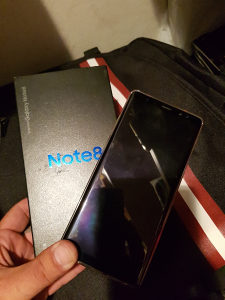 Samsung galaxy NOTE 8 duos zlatni