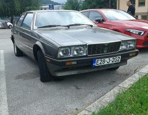 Maserati Biturbo 1986 God