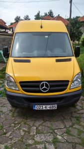 Mercedes Sprinter kombi 313 dugi 2012