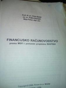 Knjiga za računovodstvo