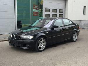 BMW e46 320 M optic