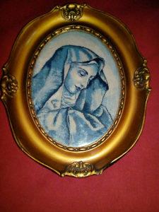 Goblen Gospa antikvitet