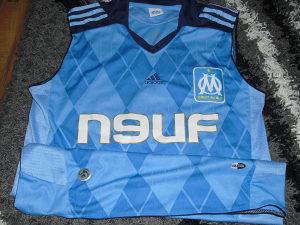Trening dres Olympique Marseille Marsej
