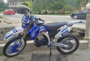 Yamaha WR 450 08god.BiH.papir