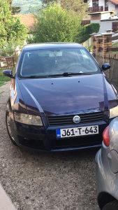 Fiat Stilo Plin upisan, Registrovan 4/19