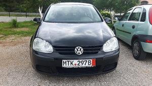 Volkswagen Golf kao@ nov@