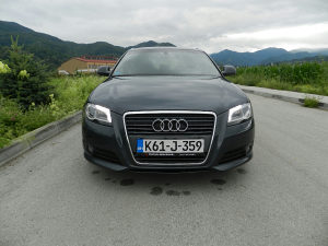 Audi A3 8P 1.6 TDI 2010. god. FULL