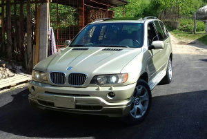 BMW X5 M *Može zamjena*(Bmw jeep mercedes golf)