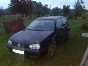 Volkswagen Golf.kao nov...