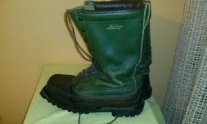 Vojne cizme svedske LUNDAHAGS firme extreme obuce