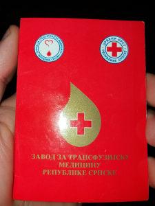 Darujem krv, A+ grupa. Procitaj detaljno!